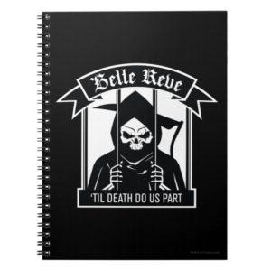 Suicide Squad   Belle Reve Reaper Graphic Notebook