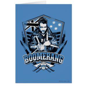 Suicide Squad | Boomerang Badge