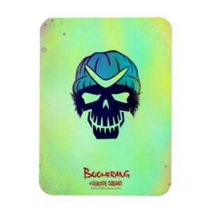 Suicide Squad | Boomerang Head Icon Magnet