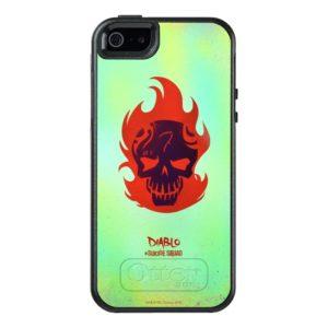 Suicide Squad | Diablo Head Icon OtterBox iPhone Case