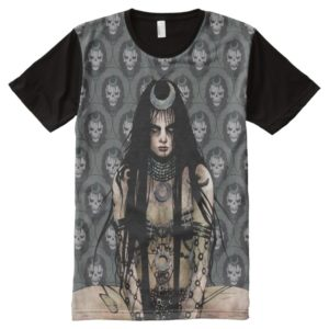 Suicide Squad | Enchantress All-Over-Print T-Shirt