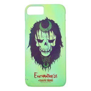 Suicide Squad   Enchantress Head Icon Case-Mate iPhone Case