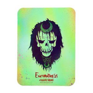 Suicide Squad | Enchantress Head Icon Magnet