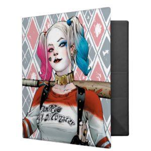 Suicide Squad   Harley Quinn 3 Ring Binder