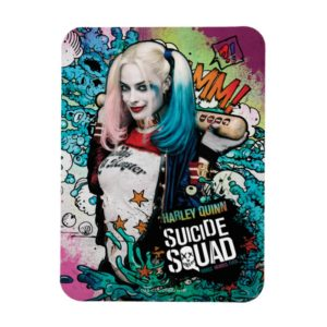 Suicide Squad | Harley Quinn Character Graffiti Magnet