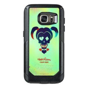 Suicide Squad | Harley Quinn Head Icon OtterBox Samsung Galaxy S7 Case