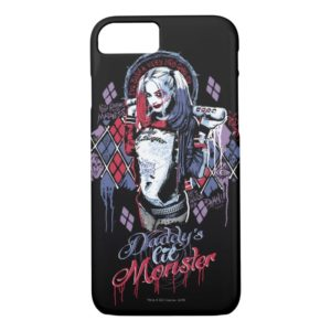 Suicide Squad | Harley Quinn Inked Graffiti Case-Mate iPhone Case