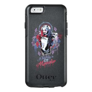 Suicide Squad   Harley Quinn Inked Graffiti OtterBox iPhone Case