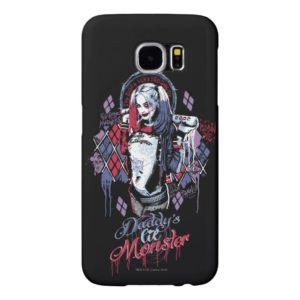Suicide Squad | Harley Quinn Inked Graffiti Samsung Galaxy S6 Case