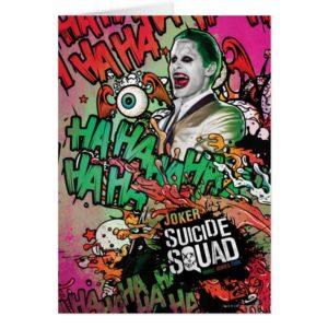 Suicide Squad | Joker Character Graffiti