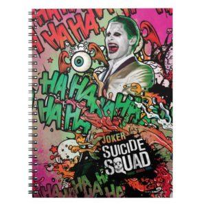 Suicide Squad | Joker Character Graffiti Notebook