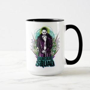 Suicide Squad | Joker Retro Rock Graphic Mug