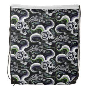 Suicide Squad   Joker Skull - Haha Drawstring Backpack