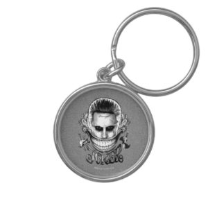 Suicide Squad | Joker Smile Keychain
