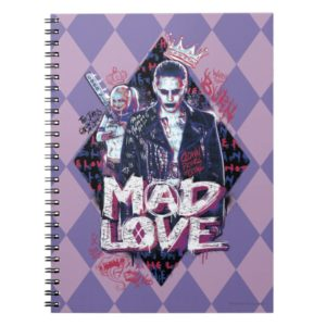 Suicide Squad | Mad Love Notebook