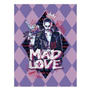 Suicide Squad | Mad Love Postcard