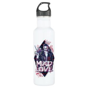 Suicide Squad | Mad Love Stainless Steel Water Bottle
