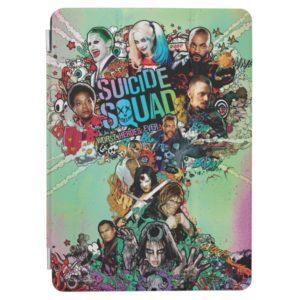 Suicide Squad | Mushroom Cloud Explosion iPad Air Cover