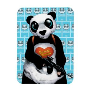 Suicide Squad | Panda Magnet