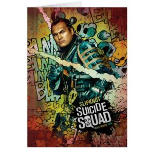 Suicide Squad | Slipknot Character Graffiti