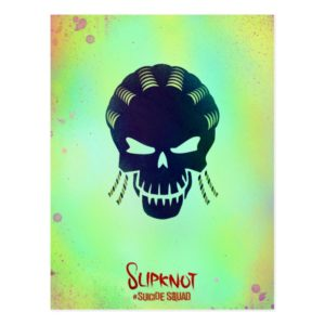 Suicide Squad | Slipknot Head Icon Postcard