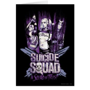 "Suicide Squad | Squad Girls ""In Squad We Trust"""