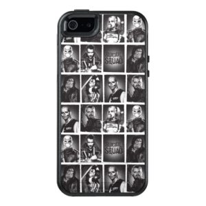 Suicide Squad | Yearbook Pattern OtterBox iPhone Case