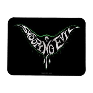 Swooping Evil Creature Graphic Magnet