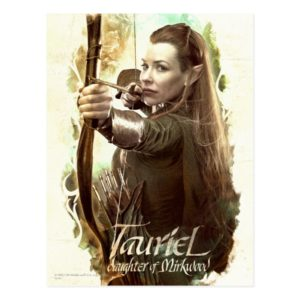 TAURIEL™ Daughter of Mirkwood Postcard