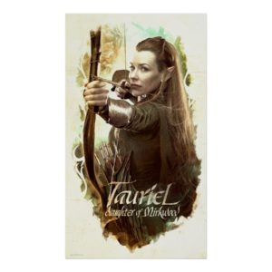 TAURIEL™ Daughter of Mirkwood Poster