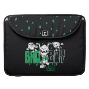 "Teen Titans Go!   ""Bad Boy"" Robin, Cyborg, & BB Sleeve For MacBook Pro"