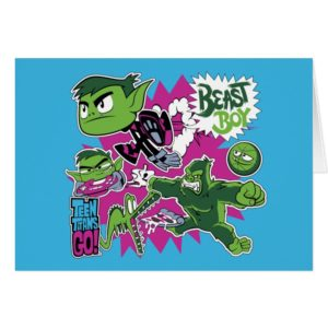 Teen Titans Go! | Beast Boy Shapeshifts