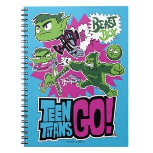 Teen Titans Go! | Beast Boy Shapeshifts Notebook