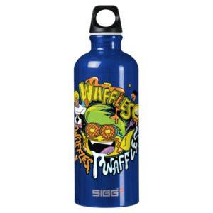 Teen Titans Go!   Beast Boy Waffles Aluminum Water Bottle