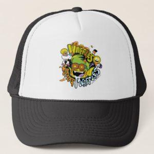 Teen Titans Go! | Beast Boy Waffles Trucker Hat