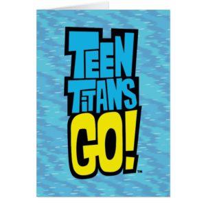 Teen Titans Go! | Logo