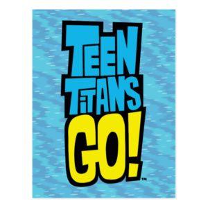 Teen Titans Go! | Logo Postcard