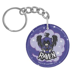 Teen Titans Go! | Raven Attack Keychain