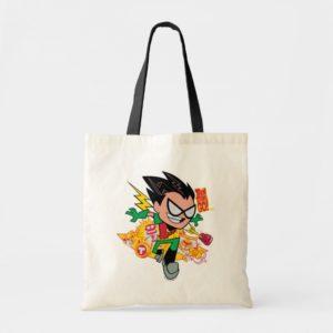 Teen Titans Go!   Robin's Arsenal Graphic Tote Bag