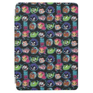 Teen Titans Go! | Titans Head Pattern iPad Air Cover