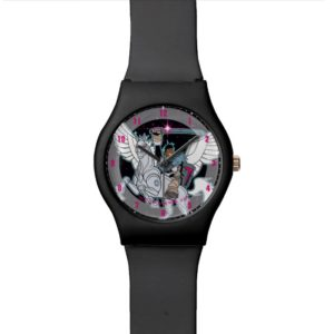 Teen Titans Go! | Warrior Cyborg Riding Pegasus Wrist Watch
