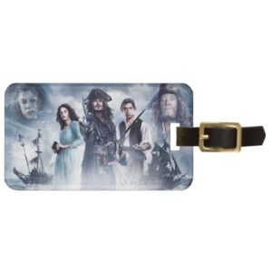 Tempted To Come Aboard? Bag Tag
