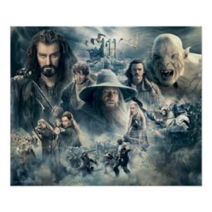 THE BATTLE OF FIVE ARMIES™ POSTER