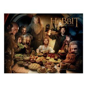 The Company Dinner Postcard