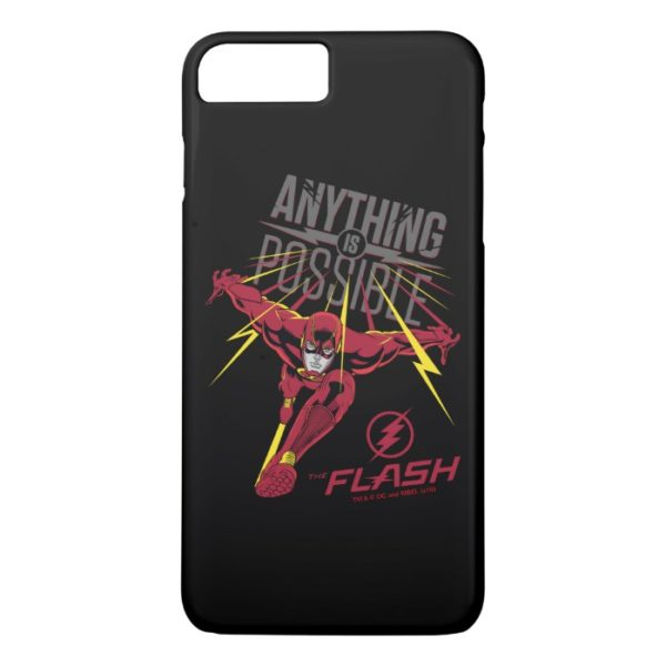 """The Flash   """"Anything Is Possible"""" Case-Mate iPhone Case"""