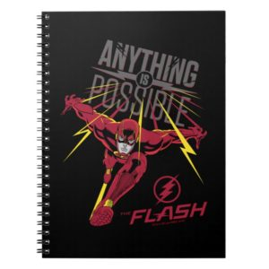 "The Flash | ""Anything Is Possible"" Notebook"