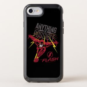 """The Flash   """"Anything Is Possible"""" Speck iPhone Case"""
