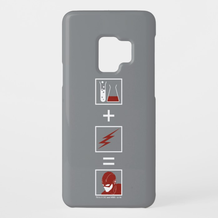 huge discount 76860 1be3c The Flash | Flash Equation Case-Mate Samsung Galaxy S9 Case