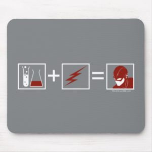 The Flash | Flash Equation Mouse Pad
