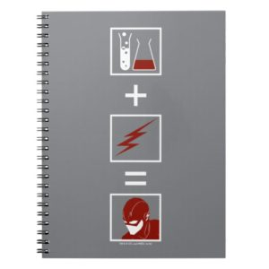 The Flash | Flash Equation Notebook